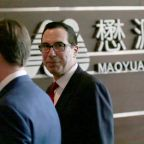 U.S., China putting trade war on hold, Treasury's Mnuchin says