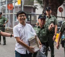 Joshua Wong: Poster child of Hong Kong's 'Umbrella Movement'