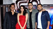 In pics: 'Stree' success party