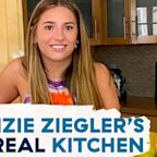 Kenzie Ziegler Shows Us Around Her Real Home Kitchen While Telling Stories Of The Kitchen Fire She Once Started