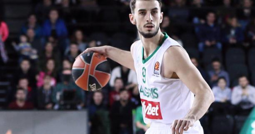 Basket - Bleus - Léo Westermann champion de Lituanie avec le Zalgiris Kaunas