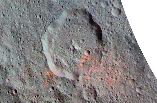 Dawn probe spots organic materials on dwarf planet Ceres