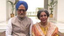 The Accidental Prime Minister: Anupam Kher Presents Gursharan Kaur