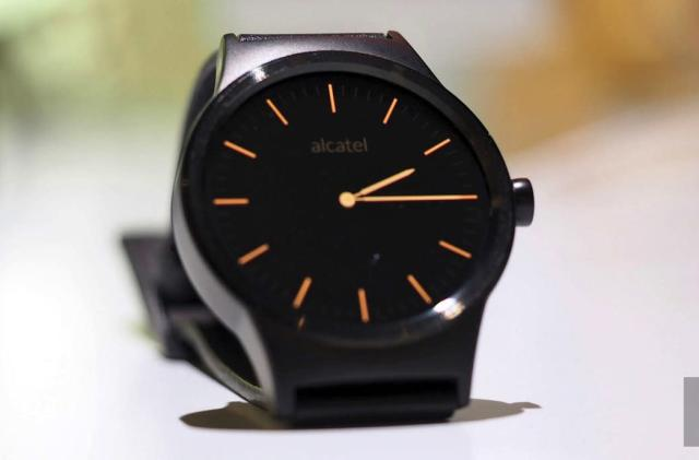 Alcatel's new budget smartwatch is designed for grownups