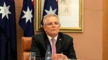 Australia PM on not sharing vaccine: History will be 'severe judge'