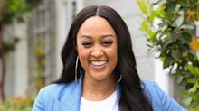 Tia Mowry shares how she's helping her kids cope during the coronavirus crisis