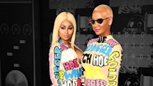 Feminist Statement or Insane Outfit? Amber Rose Wore Her Feelings On Her Sleeves at the VMAs