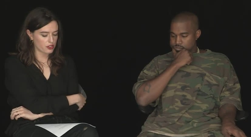 The Best Style Quotes From Kanye West S Showstudio In