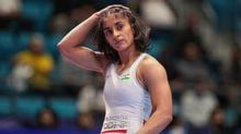 On Eve Of Khel Ratna Ceremony, Vinesh Says She's  COVID Positive