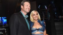 Blake Shelton Gushes Over 'Adopted Okie' Gwen Stefani: 'I Love You Pretty Girl'