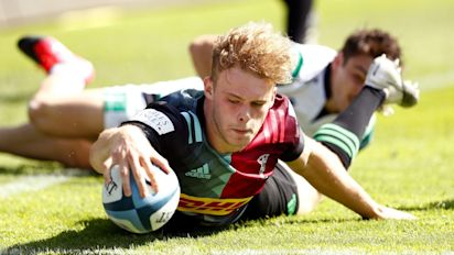 Harlequins will not abandon high-scoring, all-court style for Premiership play-offs, says Nick Evans