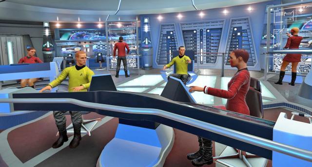 'Star Trek: Bridge Crew' finds a new frontier in VR co-op gaming