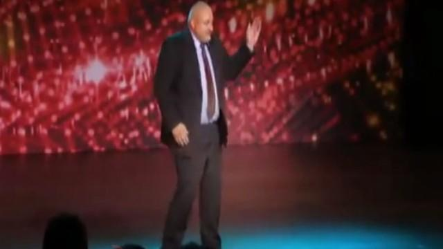 Dad, 48, Shows Off Dance Moves on National TV