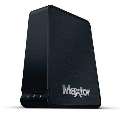 Seagate rolls out 1TB Maxtor Central Axis NAS