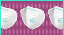 Stock up on KN95s: These FDA-approved masks are just $1.25 a pop at Amazon