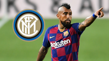 Vidal completes €1m transfer to Inter from Barcelona