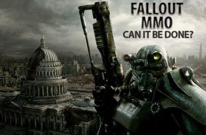 The Digital Continuum: Let's talk about the Fallout MMO