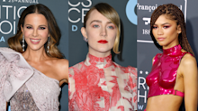 The biggest makeup trend at the Critics' Choice Awards