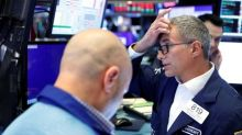 Global stocks tumble, yen rallies as Trump threatens to counter new China tariffs