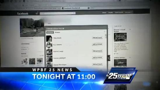 Tonight on WPBF 25 News at 11: Work Is Watching