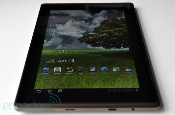How would you change ASUS' Eee Pad Transformer?