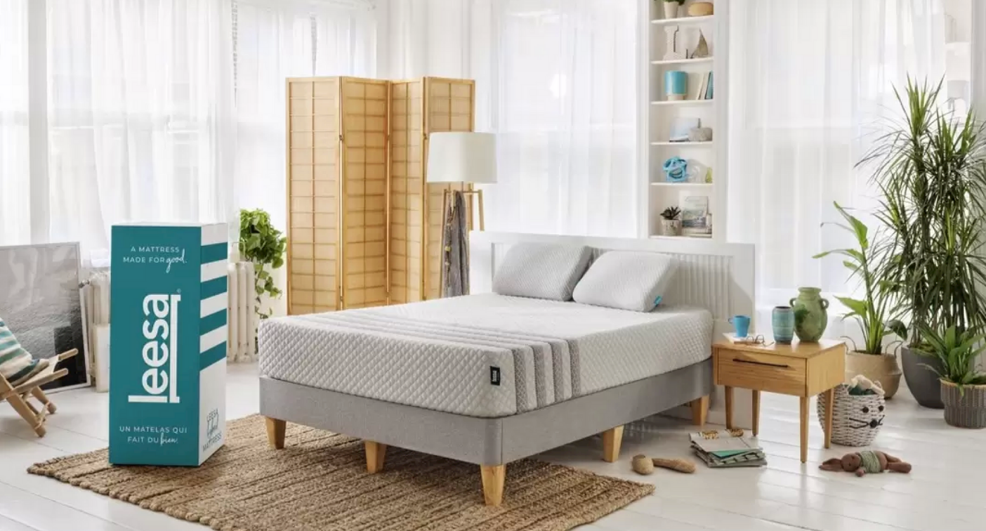 This award-winning mattress-in-a-box made my move into a new apartment... image