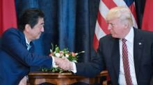 Trump: North Korea 'will be solved'