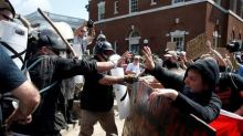 At least one dead as U.S. white nationalists ignite Virginia clashes