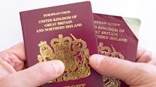 Passport maker De La Rue suspends dividend after 87% profit plunge