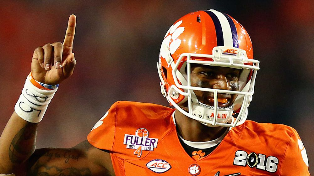NFL Draft 2017: Deshaun Watson's 5 best fits include 49ers, Jets