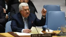 Abbas calls for Mideast peace conference in rare UN speech