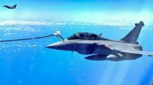 Rafale Jets Get Fuel Mid-Air, IAF 'Appreciates Help' From France