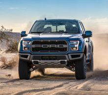 2019 Ford F-150 Raptor's Shocks Learn to Code
