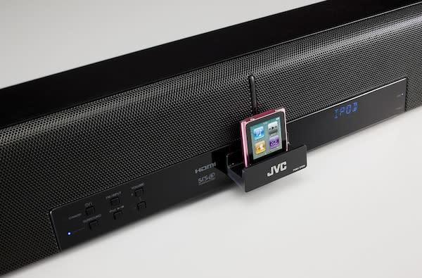 JVC announces ACR-equipped TH-BC3 sound bar
