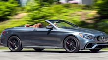 2018 Mercedes-AMG S63 4Matic Cabriolet