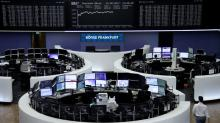 Cautious tone from central banks sends global stocks lower