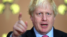 Boris Johnson backs plan for £15 billion Brexit bridge between Northern Ireland and Scotland