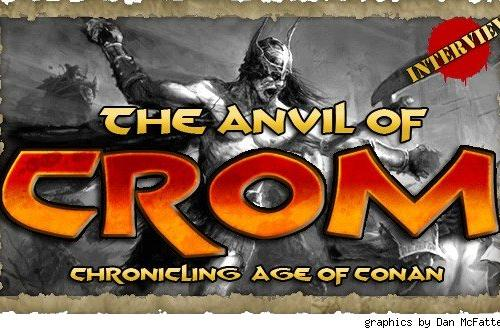 The Anvil of Crom Extra: Silirrion on Turan, open-world PvP, and those pesky Funcom points