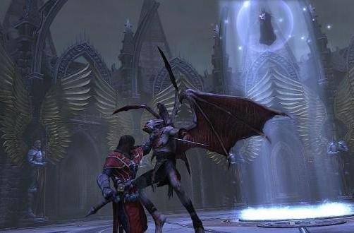 Castlevania: Lords of Shadow PS3 patch incoming