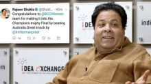 Rajeev Shukla's congratulatory post for Indian Women's Cricket team goes wrong, Twitteratti doesn't spare him