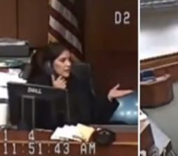 Judge Outraged as Defendant Comes To Court With No Pants After 3 Days in Jail