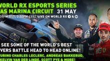 Live: Watch Ferrari ace Leclerc's virtual WRX debut at Yas Marina