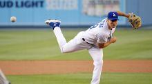 Muncy homers twice, leads Stripling, Dodgers over Giants 9-1