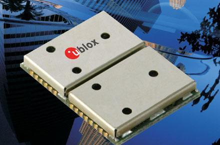 u-blox kicks out 50-channel LEA-5 GPS module