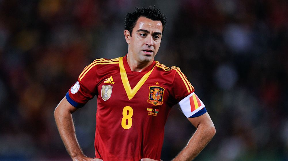 """Xavi : """"Cruyff a été très important pour l'Espagne"""""""