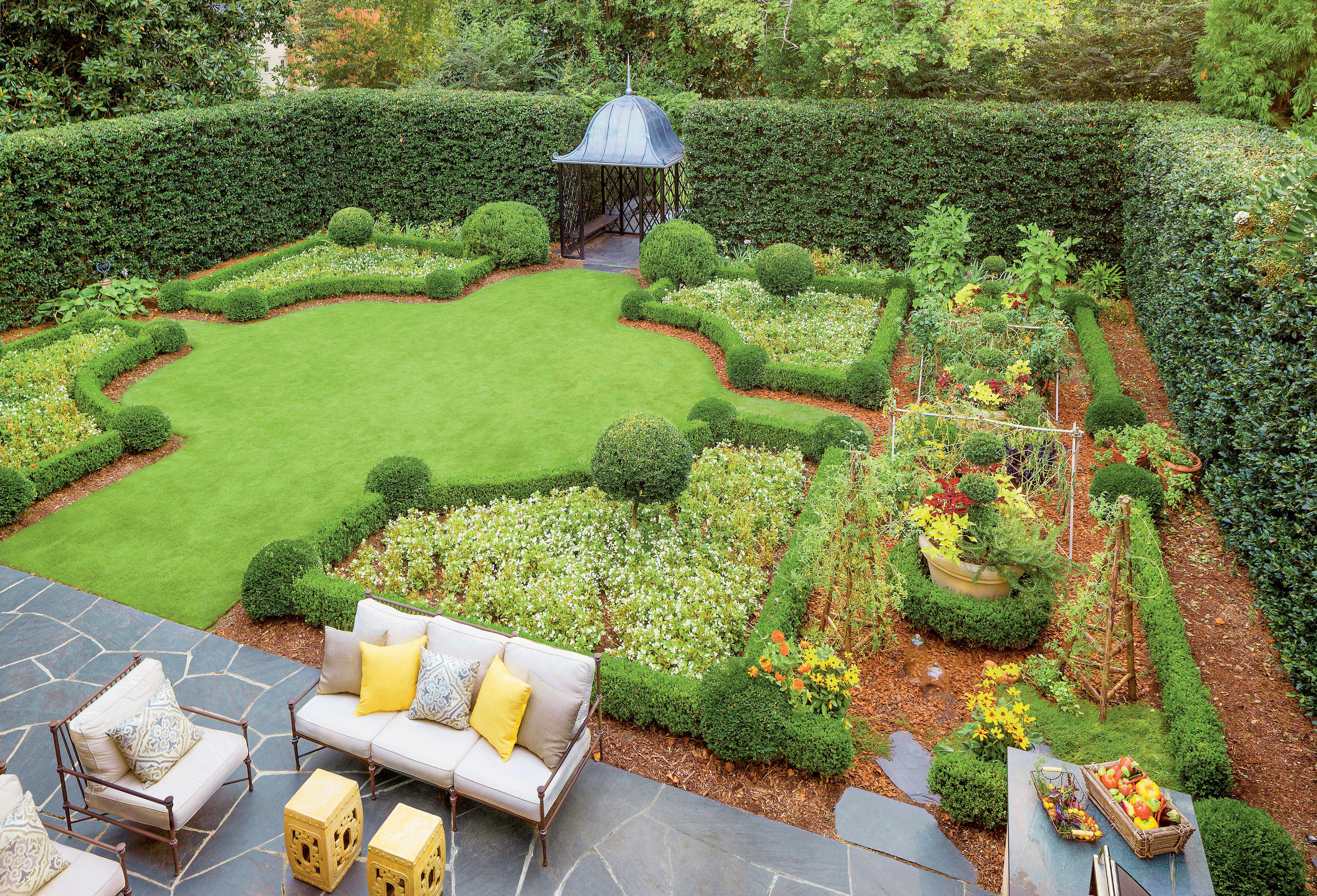 рецепте привожу планирование сада и огорода с фото анималистике животных