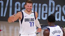 Luka Doncic's triple-double makes NBA history in Mavs' win over Bucks