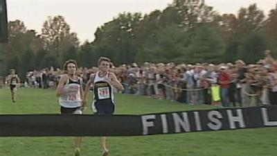 Cross Country Meet Has Close Finish