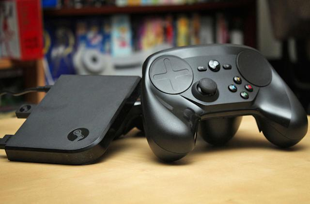 Steam Link will soon beam games to your iOS or Android device