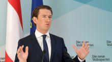 Austrian chancellor under pressure in wake of corruption scandal
